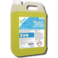 Image of 2Work Fragrant Surface Sanitiser 5 Litre