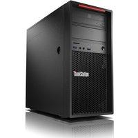 Lenovo ThinkStation P410 TWR Workstation, Intel Xeon E5-1650V4 3.6GHz, 16GB RAM, 256GB SSD, DVDRW, No Graphics, Windows 10 Pro,