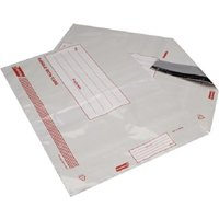 GoSecure Extra Strong Polythene Envelopes (Pack of 25)
