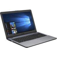 ASUS VivoBook 15 X542UA Laptop, Intel Core i5-7200U 2.5GHz, 4GB RAM, 1TB HDD, 15.6 LED, No-DVD, Intel HD, WIFI, Webcam, Bluetoot
