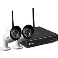 Swann 4Channel x2 Camera 1080P Wi Fi Kit
