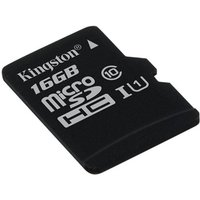 Kingston Canvas Select 16GB Micro SD Card Only