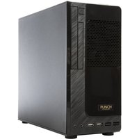 Punch Technology i5 Desktop PC, Intel Core i5-7400 3.0GHz, 8GB RAM 120GB SSD, No-DVD, Intel HD, Ubuntu 16.04 LTS