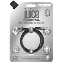 Juice Immortal Cable 1m Lightning - Grey