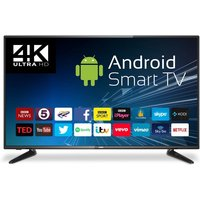 """Cello C43ANSMT 43"""" 4K UHD Android Smart LED TV with Freeview"""