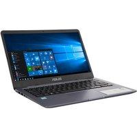 ASUS VivoBook S14 S410UA Laptop, Intel Core i3-7100U 2.4GHz, 4GB RAM, 128GB SSD, 14 LED, No-DVD, Intel HD, WIFI, Webcam, Bluetooth, Windows 10 Home 64bit