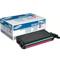Samsung CLT-M5082L High Yield Magenta Toner Cartrdige - 4,000 Pages