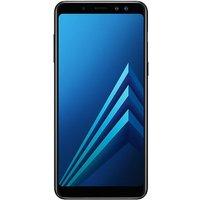 "Samsung A8 5.6"" sAMOLED 32GB Android Smartphone - Black"