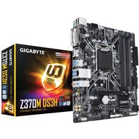 Gigabyte Z370M DS3H LGA 1151 DDR4 mATX Motherboard