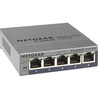 Image of Netgear ProSAFE 5-Port Gigabit Unmanaged Plus Switch