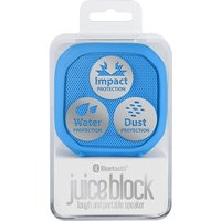 Juice Block Bluetooth Speaker Blue