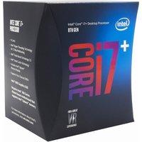 Intel Core i7+ 8700 Processor With Intel Optane Memory