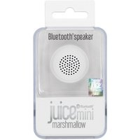 Juice Mini Mallow Bluetooth Speaker White
