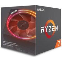 AMD Ryzen 7 2700X AM4 Processor with RGB Wraith Prism Cooler