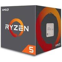 AMD Ryzen 5 2600X AM4 Processor with Wraith Spire Cooler