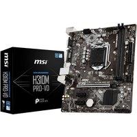 MSI H310M PRO-VD LGA 1151 DDR4 mATX Motherboard