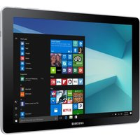 "Samsung Galaxy Book 10.6 Tablet PC, Intel Core m3 7Y30 1GHz, 4GB RAM, 64GB eMMC, 10.1"" Touch, WIFI, LTE, Windows 10 Home"