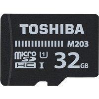 Toshiba 32gb M203 Class 10 Microsd