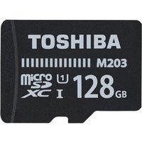 Toshiba 128gb M203 Class 10 Microsd