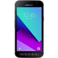 "Samsung Xcover 4 5"" 16GB Android Smartphone Unlocked & SIM Free - Black"