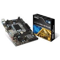 MSI H110M PRO-VH PLUS LGA 1151 mATX Motherboard
