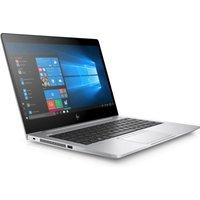 HP EliteBook 830 G5 Laptop, Intel Core i7-8550U 1.8 GHz, 8GB RAM, 256GB SSD, 13.3 Full HD, No-DVD, Intel UHD, Windows 10 Pro 64