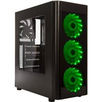 EG Wider X3 ATX Case with 3 LED Fans