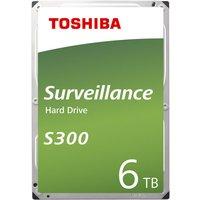 Toshiba S300 Surv Hard Drive 6TB