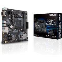 Asus PRIME B450M-K AM4 DDR4 uATX Motherboard