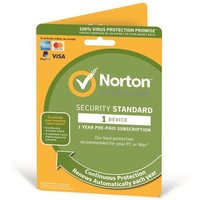 Norton Security Standard 3.0 1 User 1 Device 12 Months Subscription