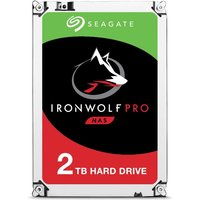 Seagate IronWolf Pro 2TB NAS Hard Drive 3.5