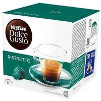 Nescafe Dolce Gusto Espresso Ristretto 16 Capsules (pack 3)