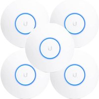 Image of Ubiquiti UAP-AC-HD-5 AC WiFi Access Point - 5 Pack