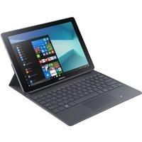 "Samsung Galaxy Book 2-in-1 Laptop, Dual Core CPU 1GHz, 4GB RAM, 64GB Storage, 10.6"" Touch 1920 x 1280, WIFI, Windows 10 Hom"