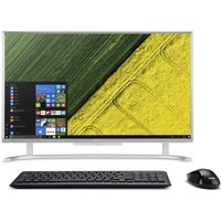 Acer Aspire C22-865 AIO Desktop PC, Intel Core i3-8130U 2.2GHz, 4GB RAM, 1TB HDD, 21.5 Full HD Non-Touch, No-DVD, Intel HD, Wind