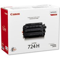 Canon CRG 724H - Toner cartridge - 1 x black - 12500 pages