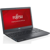 "Fujitsu LIFEBOOK A357 Intel Core i5, 15.6"", 8GB RAM, 256GB SSD, Windows 10, Notebook - Black"