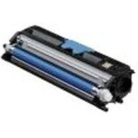 Konica Minolta - Toner cartridge - high capacity - 1 x cyan - 2500 pages - For  mc16xx