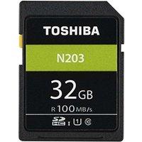 Toshiba 32gb N203 Class 10 Sd Card