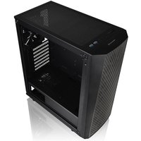 Thermaltake Versa J24 Tempered Glass Edition Mid-Tower Case