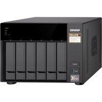 QNAP TS-673-4G 6 Bay Desktop NAS Enclosure with 4GB RAM