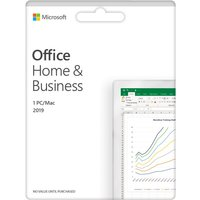 'Microsoft Office Home And Business 2019 - Electronic Download