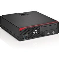 Fujitsu ESPRIMO D538 E85+ SFF Desktop, Intel Core i5-8400 2.8GHz, 8GB DDR4, 256GB SSD, No-DVD, Intel HD, Windows 10 Pro