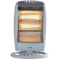 Warmlite WL42005 1200w Halogen Heater