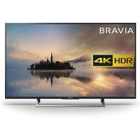 "Sony KD49XE707 49"" 4K UHD HDR Smart TV"