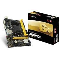 BioStar A68MDE FM2+ DDR3 mATX Motherboard