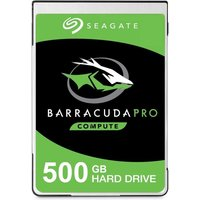 Seagate BarraCuda Pro 500GB Laptop Hard Drive 2.5