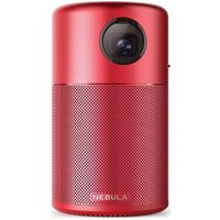 Anker Nebula Red Capsule Personal Projector