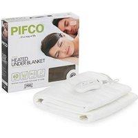 Pifco PE109 60W Single Heated Under Blanket