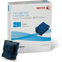 Xerox - Solid inks - 6 x cyan - 2883 pages